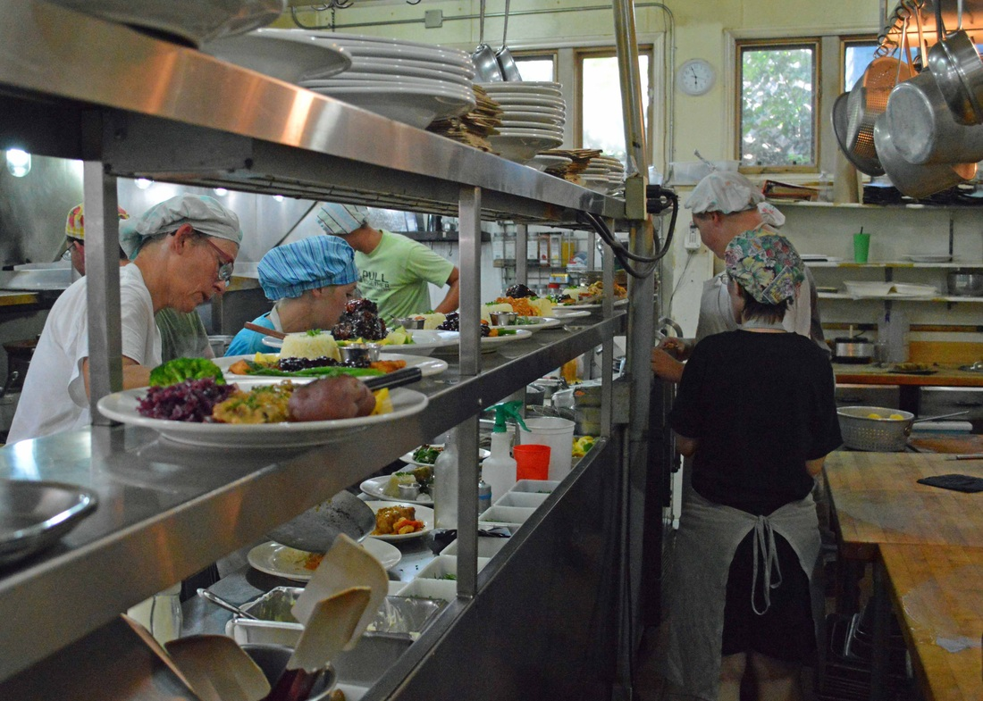 Harbor View Cafe Chefs