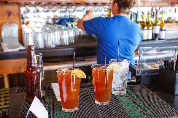 Harbor View Cocktails