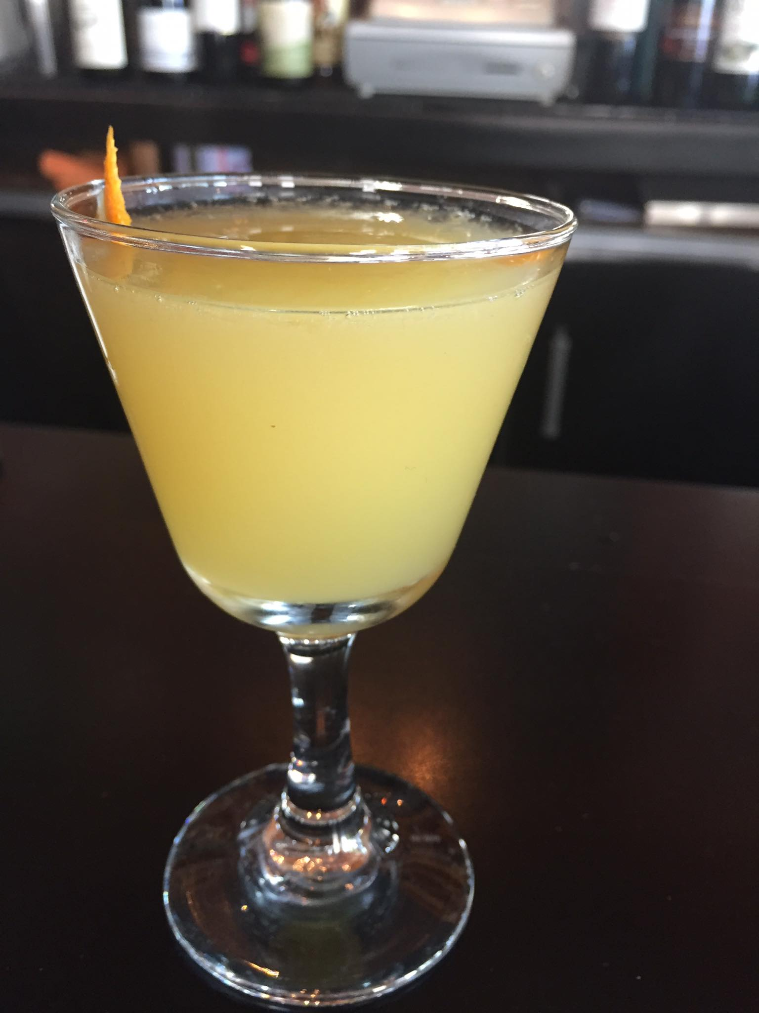 Harbor View Cafe Cocktails